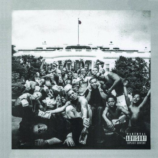 #1: Kendrick Lamar, 'To Pimp a Butterfly': The third commercial release for Kendrick solidifies the rapper-innovator as the voice of a generation.