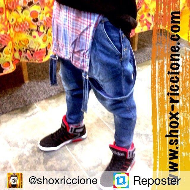 Repost from @shoxriccione by #Reposter @307apps SALOPETTE SQUAD2 venite a trovarci allo SHOX urban clothing di viale dante 251 Riccione APERTI tutti i giorni anche la DOMENICA POMERIGGIO !per info e vendita contattateci su FB: @ SHOX URBAN CLOTHING ,spedizione in tutta Italia con corriere 5€! #salopette #jeans #2015 #SHOX #Squad #comevuoitu #sartoriainterna #fashion #spring #fresh #streetwear #life #esclusivo #nuoviarrivi  #swag  #solodanoi  #esclusivo #unici