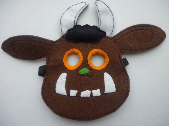 Hey, I found this really awesome Etsy listing at https://www.etsy.com/listing/106552569/gruffalo-felt-maskcostume-made-by-hand