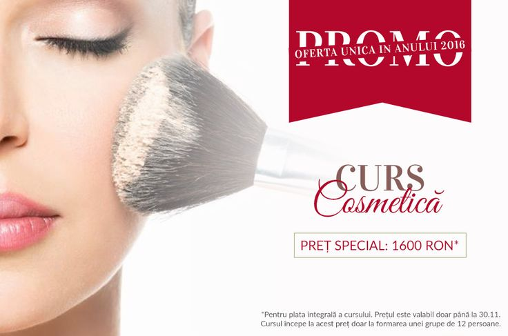 Cursuri Cosmetician - profesionalacademy.ro