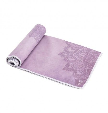 mandala purple-hand-towel-rolled-web res