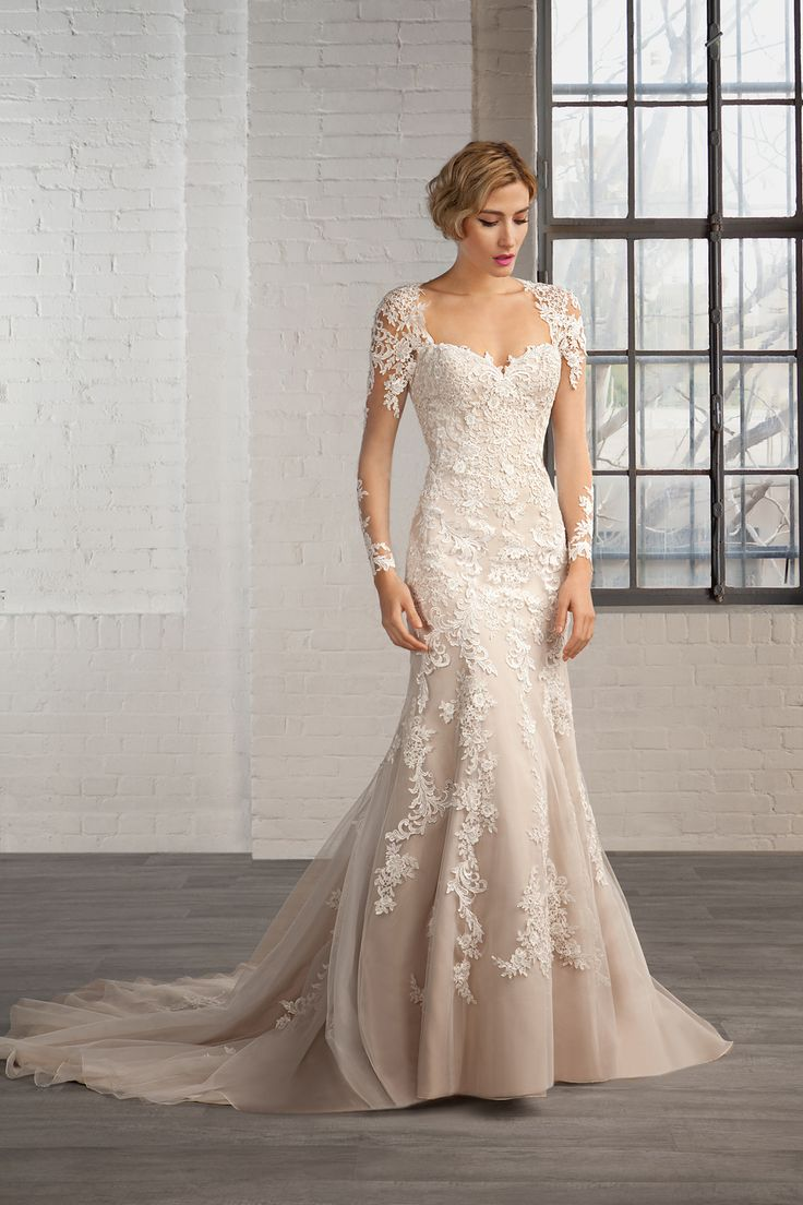 Gerald C Wedding Dresses : Dresses long mermaid wedding gowns