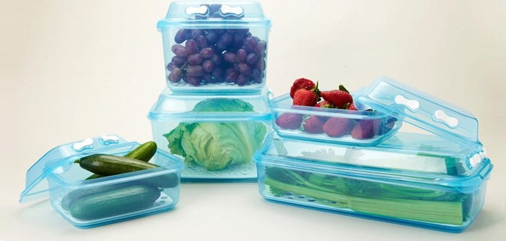 The fridge mate® range offers the ultimate space saving fridge solution for fruit and vegetables.