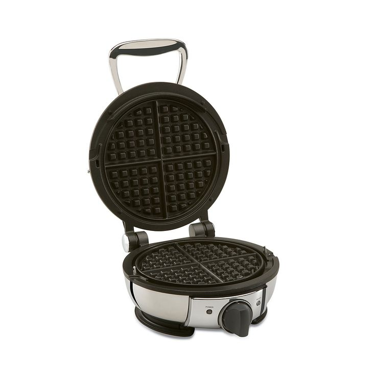 This is on my wishlist: All Clad Classic Round Waffle Maker | http://fave.co/1uWWWQW