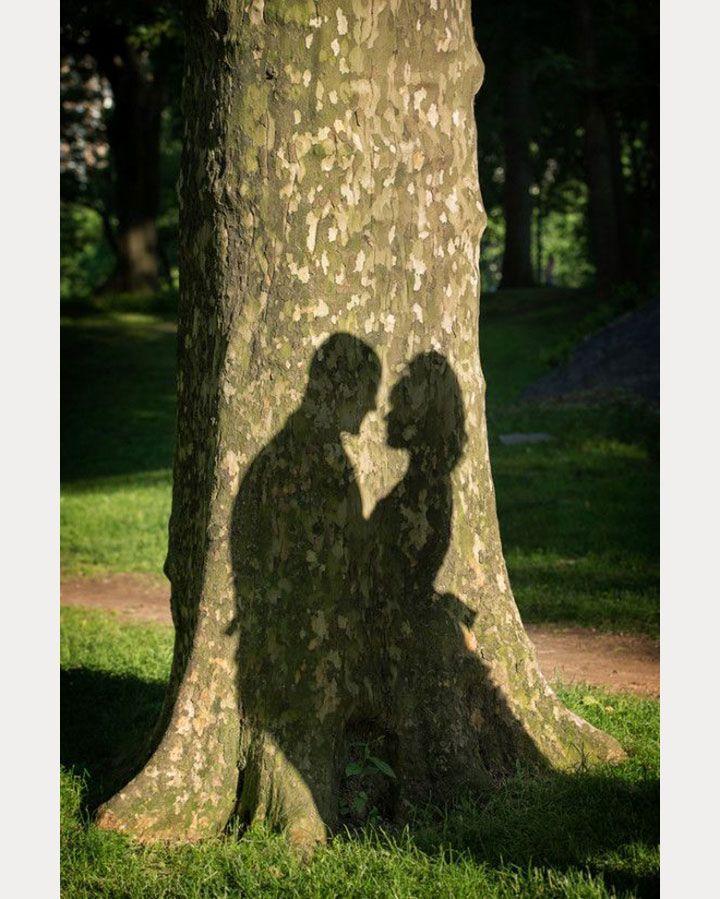 Shadow Wedding Photography You'll Love - Mon Cheri Bridals
