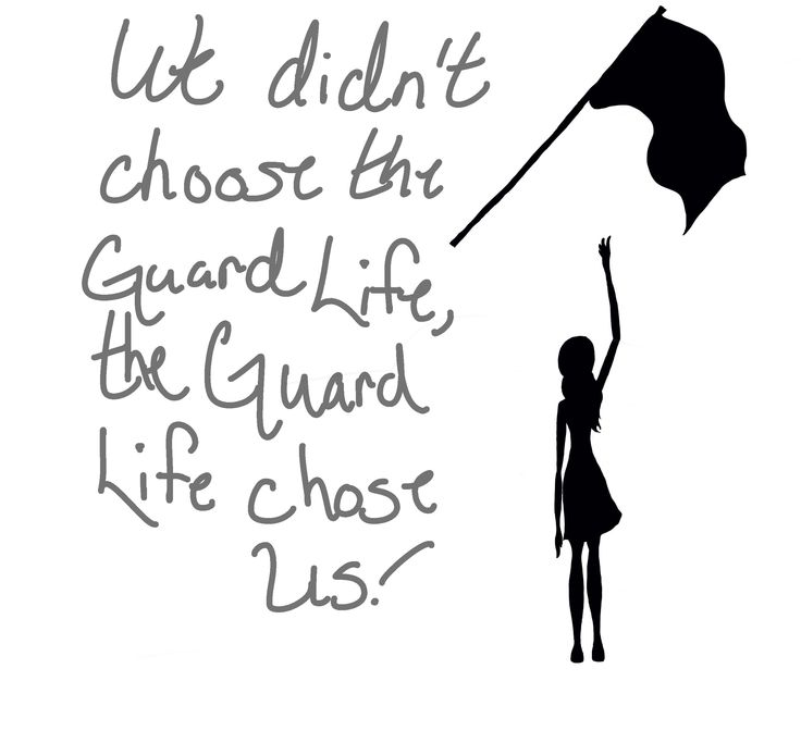 The guard shirt design for 2013!