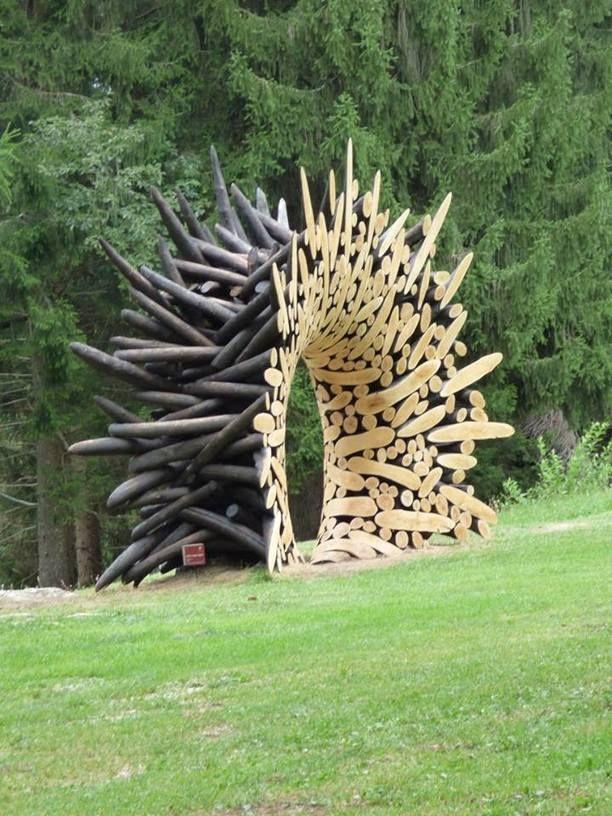 38 best land art images on Pinterest   Land art, Sculpture ...