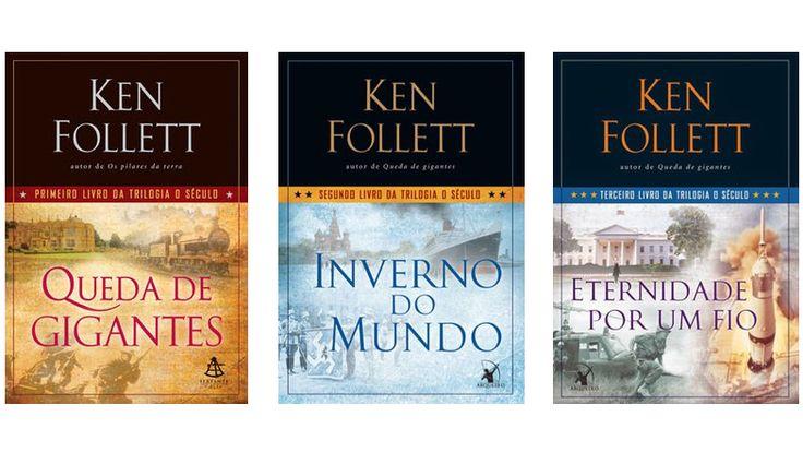 Ken Follet acompanha a saga de cinco famílias – americana, alemã, russa, inglesa e galesa. Desta forma, dá destaque às duas guerras mundiais e à Guerra Fria.