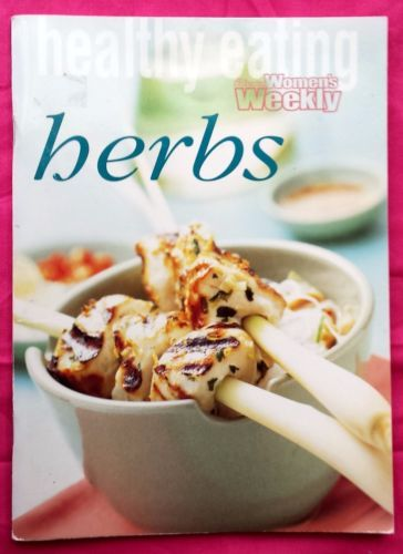 Herbs-Women-039-s-Weekly-Mini-Cookbook-FREE-AUS-POST-very-good-used-condition-1999