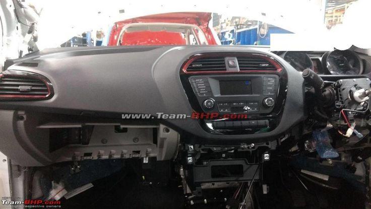 #TataTiago Wizz limited edition's interior exposed