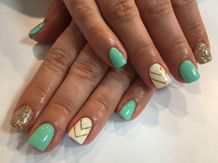 Mejores 579 imágenes de My work en Pinterest | Arte de uñas, Clavos ...