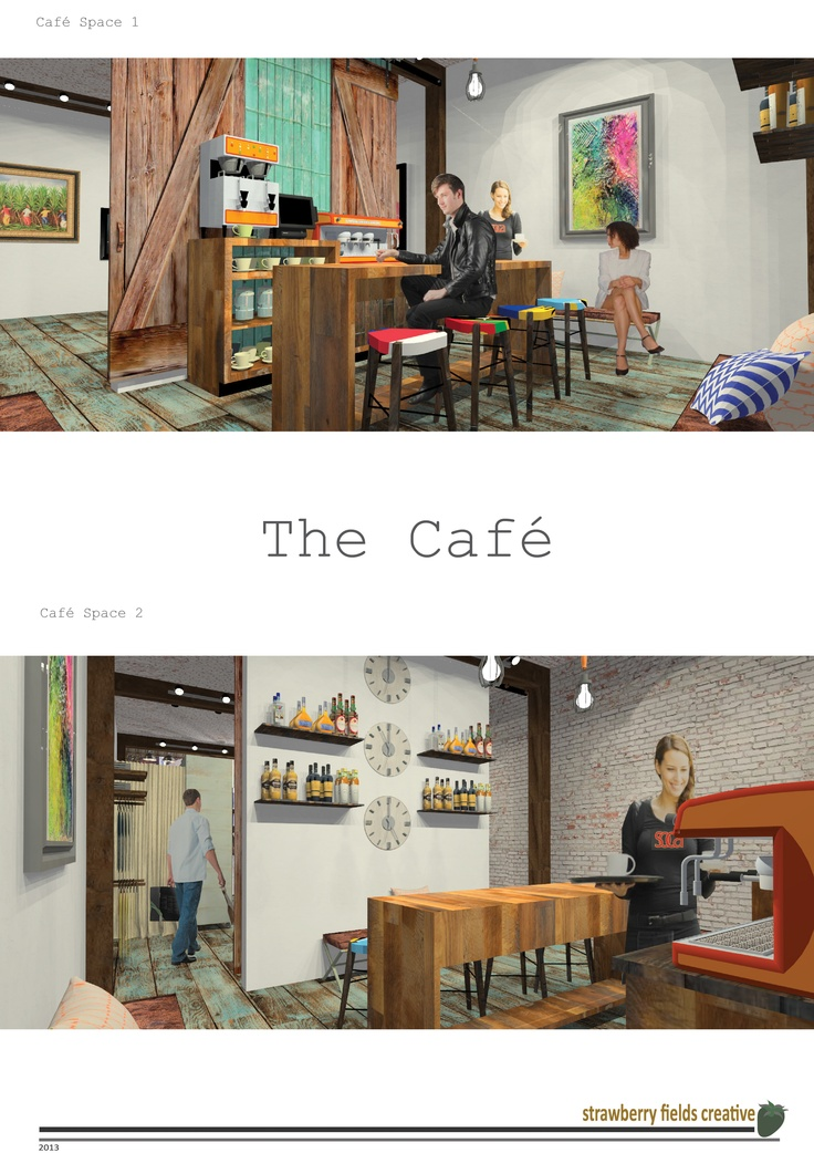 The Cafe Space
