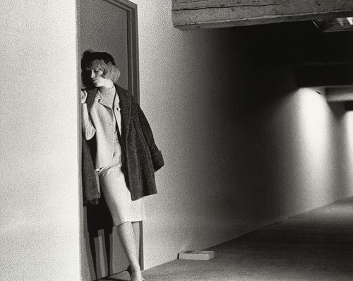 Cindy Sherman. Untitled Film Still #4. 1977