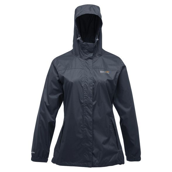 The women's Pack-it Jacket is a classic unlined packable rain-shell   built on over 30 years experience in outdoors clothing. It uses   waterproof, wind-resistant and breathable Isolite fabric with a sleek   front fastening and adjustable hood to keep the weather out. It's one to   keep behind the door, in the glove box, under your desk at work, or   more sensibly on you at all times.