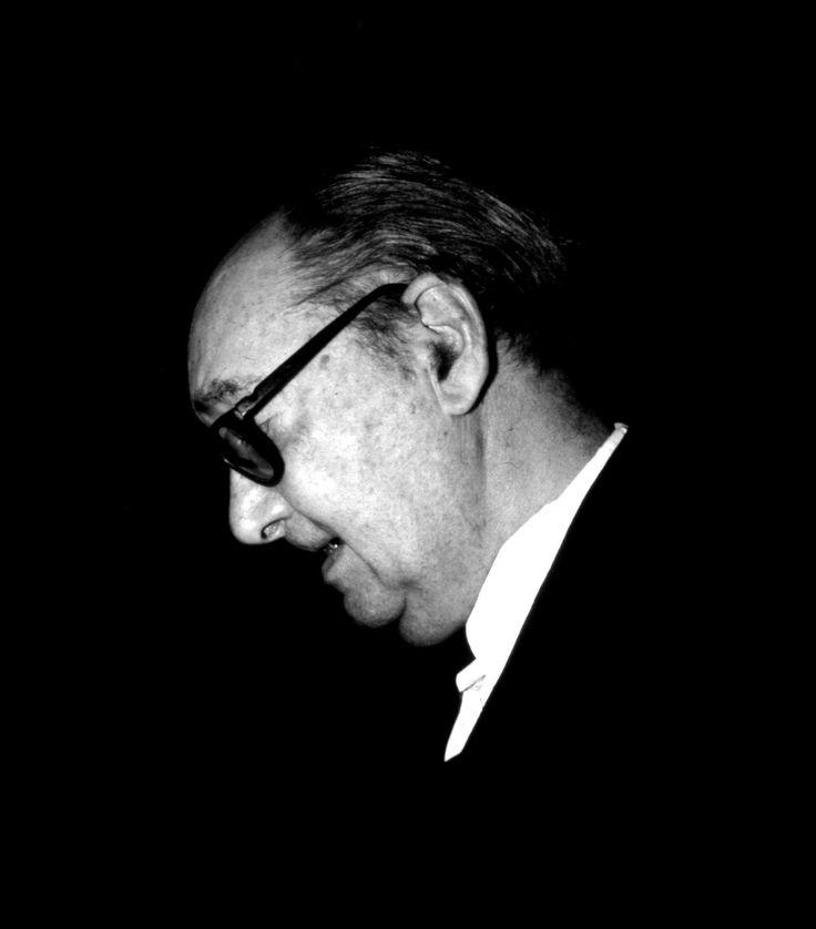 zoopat: Juan Carlos Onetti: Reflexiones de un cinéfilo - Foto: Juan Carlos Onetti por Elisa Cabot