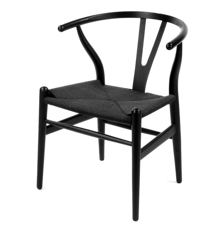 The Matt Blatt Replica Hans Wegner Wishbone Chair Ash/Beech/Black/Colours - PREMIUM by Hans Wegner - Matt Blatt