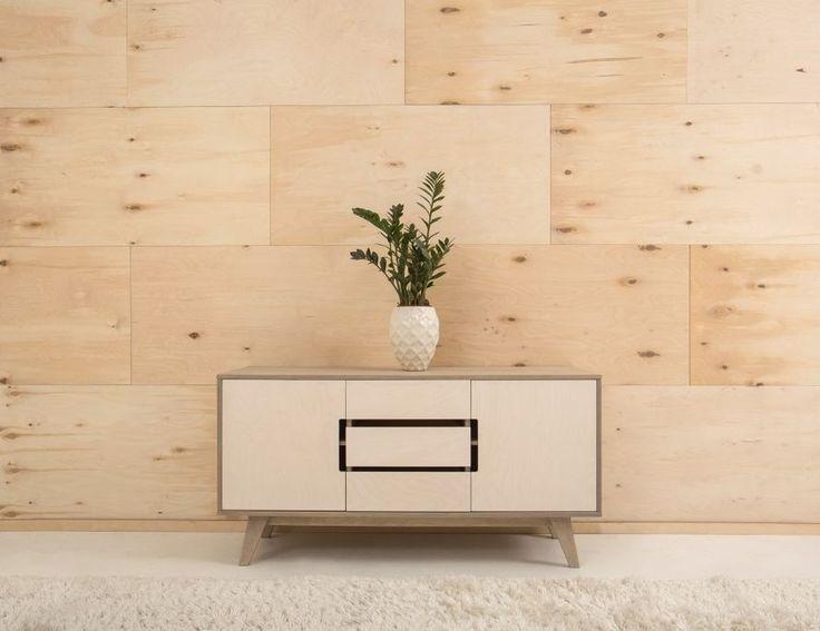 Plywood wall // wall panels // vainer //