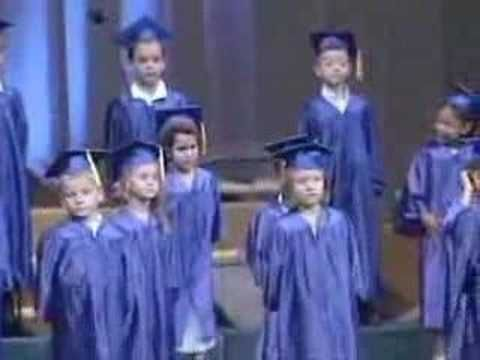 Kinder grad A beautiful day - YouTube