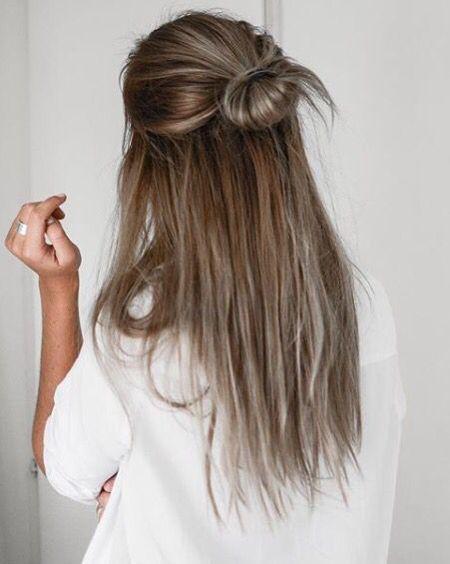 10 Einfache Frisuren Für Den Alltag Alltag Einfache Frisuren