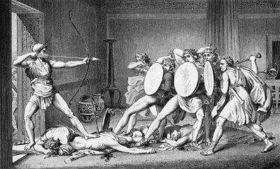 Odysseus on trial - Dal News - Dalhousie University