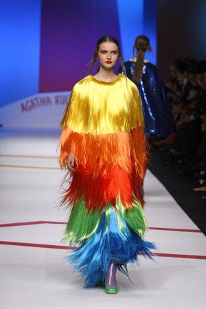 Agatha Ruiz De La Prada, our new rainbow inspiration @Sonia Williams Alexandra