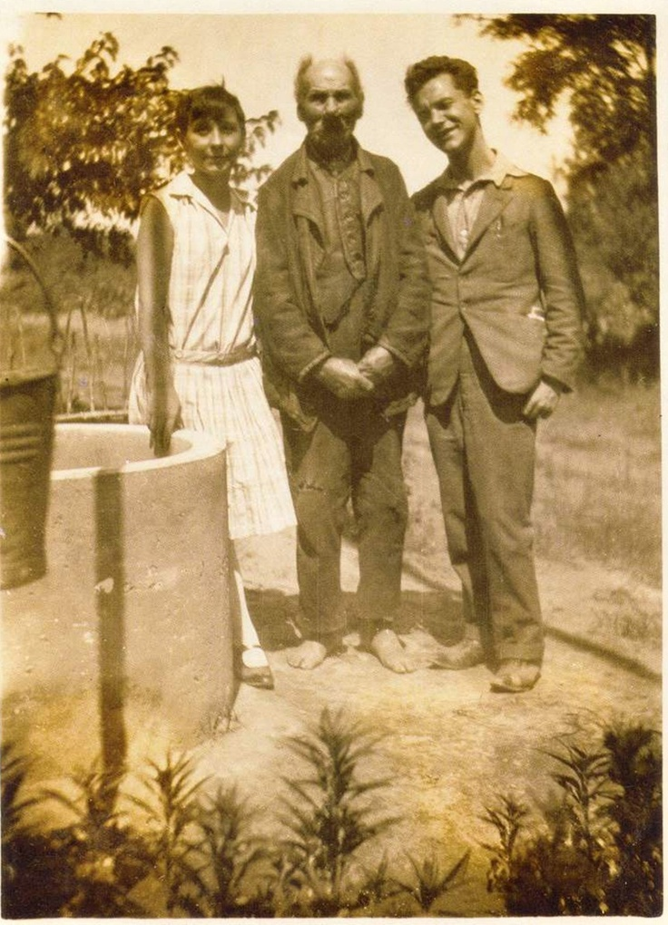 József Etelka, József Attila és nagyapjuk, Pőcze Imre 1928