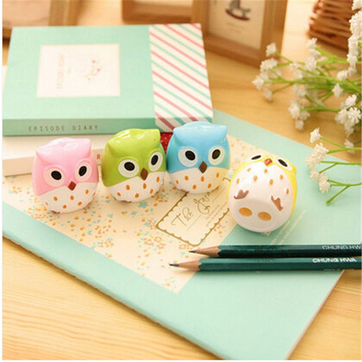 Kawaii Owl sharpener cutter blades promotional Pencil sharpener with two holes Gift Stationery Office School Supplies #>=#>=#>=#>=#> Click on the pin to check out discount price, color, size, shipping, etc. Save and like it!