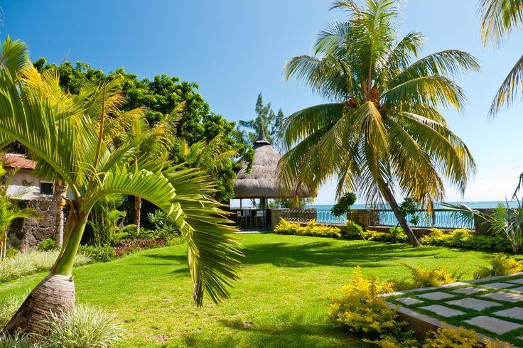 Villa Infinity has an enviable position near Grand Baie, one of the most beautiful beaches on #Mauritius. #SecretAfrica