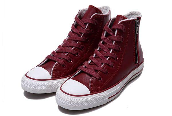 Converse Sweden - New converse ox flexible interior red leather [ODZ90551] - $58.76 : Canada Converse, Converse Ofiicial in Ontario