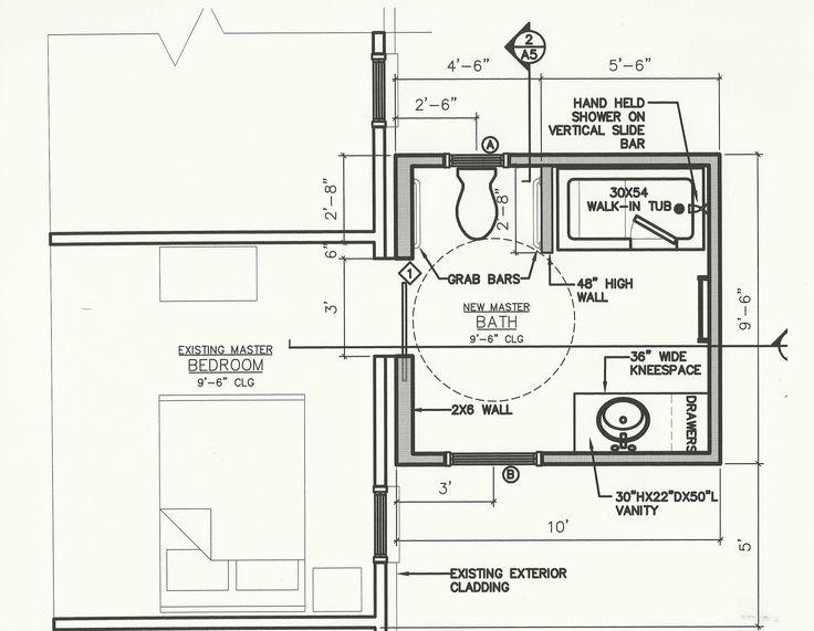 beautiful bathroom floor plans design ideas with images
