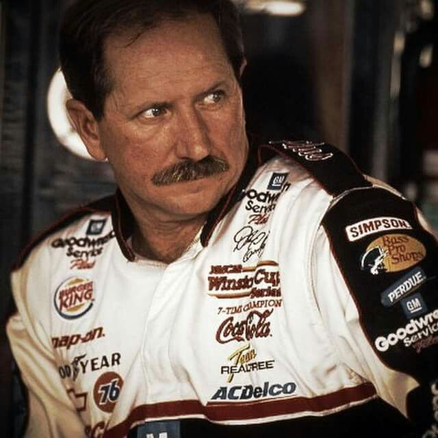 an analysis of dale earnhardts as the intimidator The life and times of the intimidator by steve waid, winston cup scene the desire to race, they say, comes at an early age sometimes parents of boys -- and girls -- recognize the enthusiasm for things that go fast and nurture it it's also true that some parents do all they can to discourage their offspring, telling them racing is a rough.