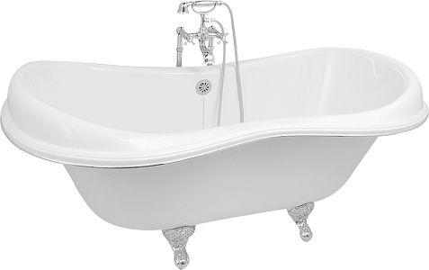 Baignoire sur pattes Serenade - Bains sur pattes - Plomberie Mascouche