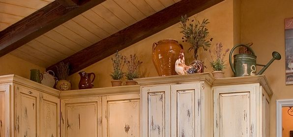 How To Decorate Above Kitchen Cabinets Kitchen Pinterest