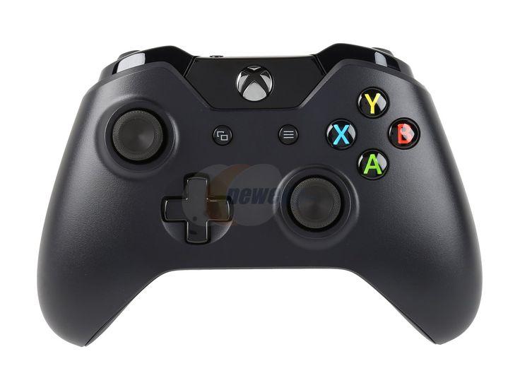 Microsoft Xbox One Wireless Controller - 3.5mm Stereo Headset - Newegg.com