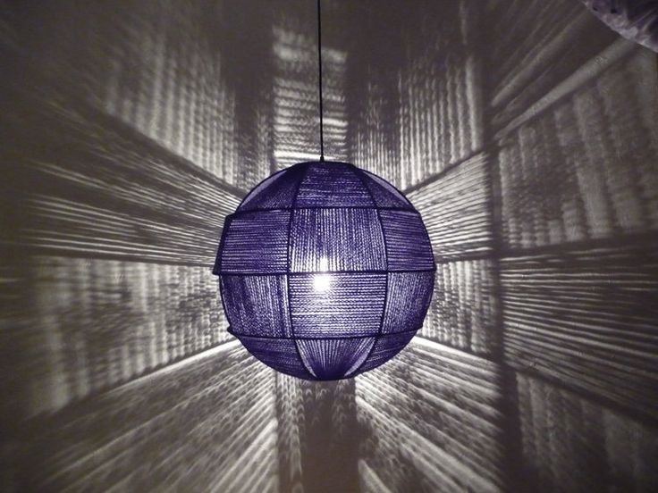 The woolball series are handcrafted lampshades  woven with natural yarns to  form a precise and tactile sculptural pieces 886 best Luminaire images on Pinterest   Table lamp  Ceilings and  . Handcrafted Lighting Australia. Home Design Ideas