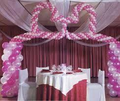17 best images about globos on pinterest mesas balloon - Decoracion para bautizo en casa ...