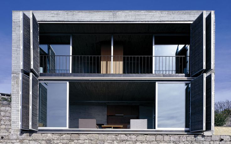 B2 House Front view - Aga Khan Award for Architecture
