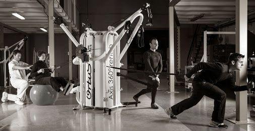 Porque podrás implantar un concepto de entrenamiento funcional.  diferenciar con novedosos programas de trabajo. Porque sólo necesitas 50 m