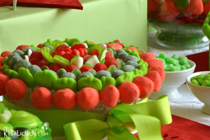 Chuches para Candy Bar
