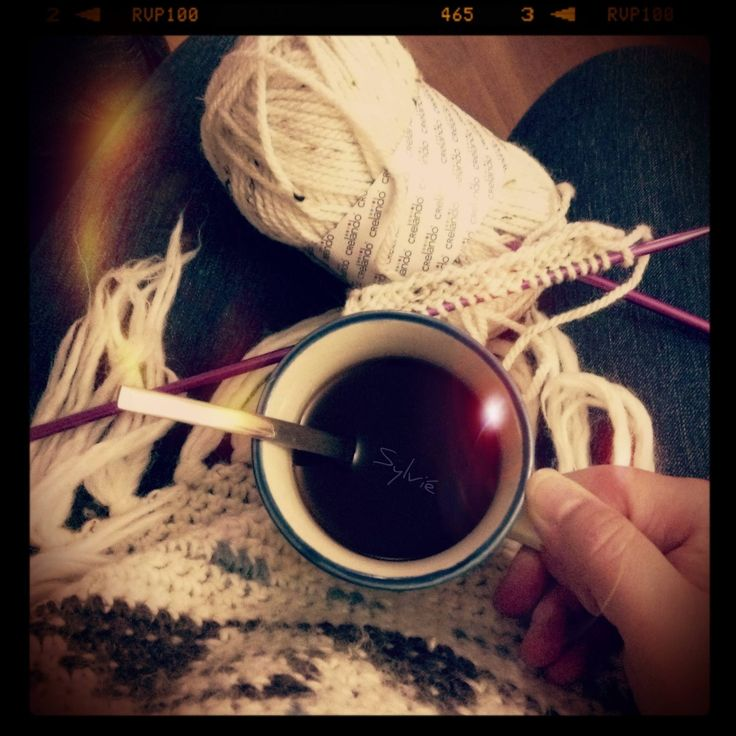 Wool and Tea - Sylvié Photo