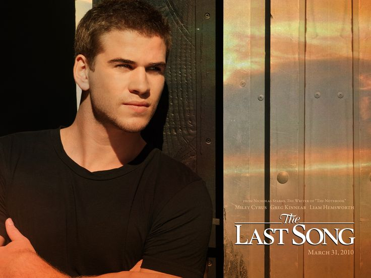 The Last Song.  Even though the acting is hard to get through, the story is adorable and I sort of love it...