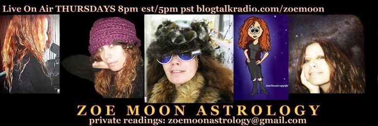 ZOE MOON ASTROLOGY WEEKLY HOROSCOPES FEB 23 - MAR 1