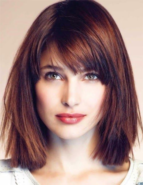 Simple Layered Hairstyles Square Faces img3633c00d29765b163