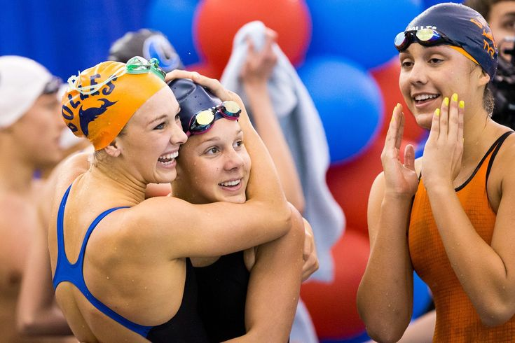 """21 Ways You Know You Are a Swimmer- although I'm not a """"true competitive swimmer, I can relate to most of these"""
