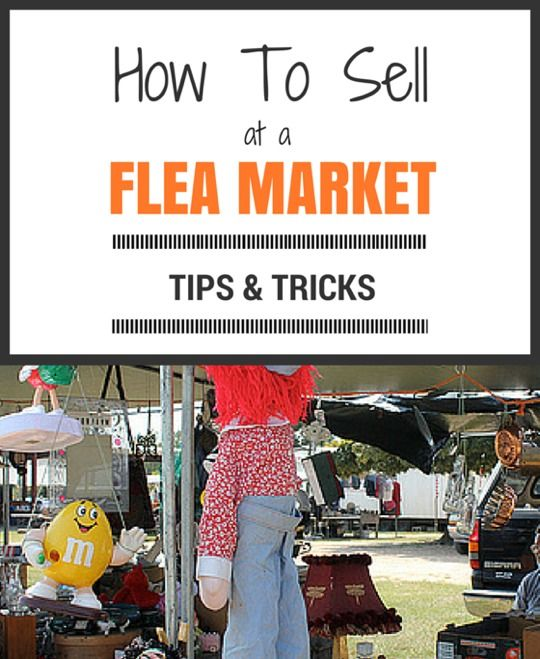 Flea market business plan