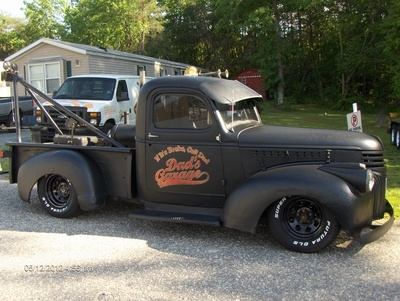 1947 chevy tow truck rat rod for sale classic trucks pinterest chevy tow truck and. Black Bedroom Furniture Sets. Home Design Ideas