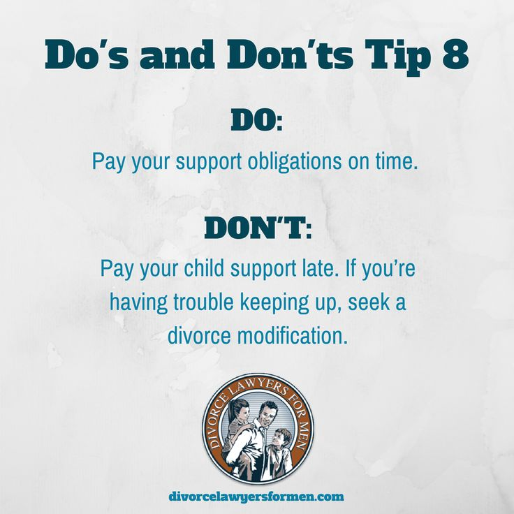 Learn the Do's and Don'ts of Divorce Divorce lawyers