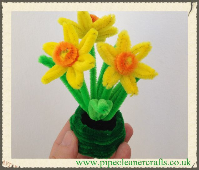 203 best images about pipe cleaner crafts on pinterest for Cb flowers and crafts