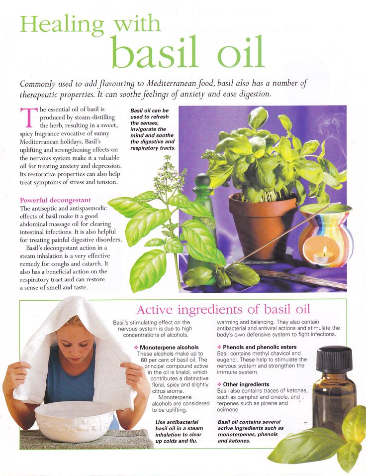 Healing with basil oil http://www.rebeccaatthewell.org/store/products/ancient-secrets-of-anointing/