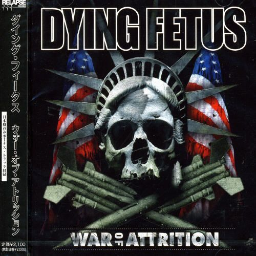 War of Attrition [Japan Bonus Track] [CD]